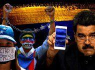 abril finalizo con censura, intimidacion y amenazas a la libertad de expresion en venezuela