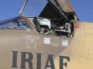 iran realiza maniobras militares aereas en todo el pais