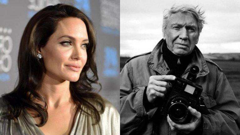 Angelina Jolie será la directora de Unreasonable Behavior una biopic del fotógrafo de guerra Don McCullin