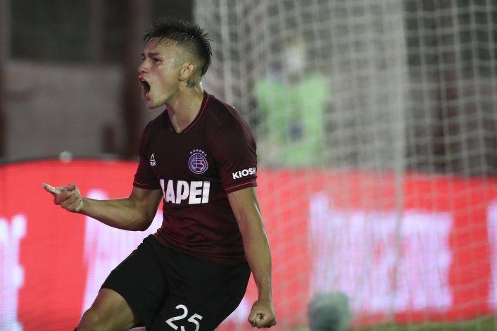 Lanús golea a Vélez y es finalista de la Sudamericana