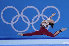 emision olimpica frena imagenes sexualizadas de las atletas
