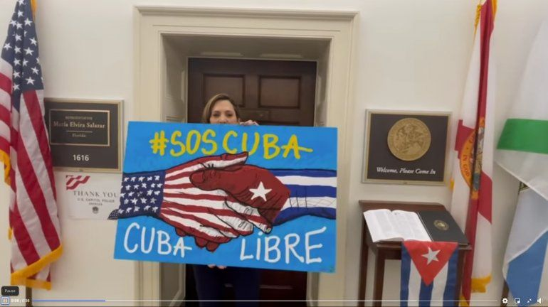 Congresistas del sur de la Florida piden crear Tribunal Penal Internacional para el régimen cubano