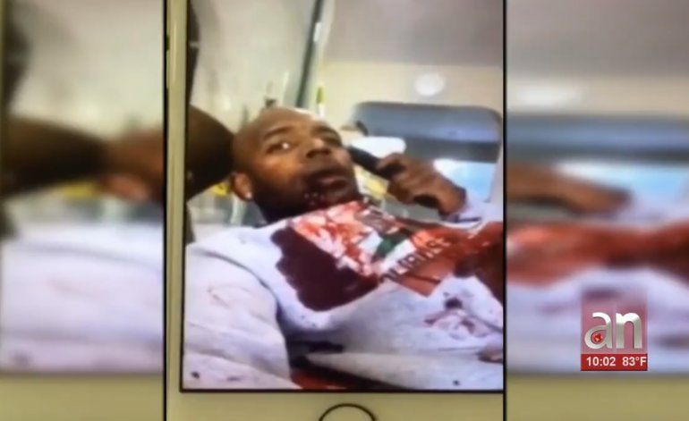 EXCLUSIVA: Sensibles imágenes de últimos minutos de vida de cubano de Miami acusado de asesinar a su esposa y suegra