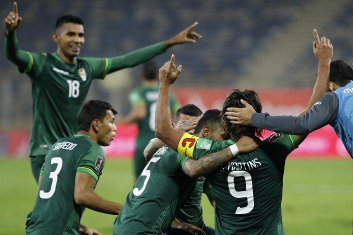 Bolivia llega motivada a Brasil para la Copa América
