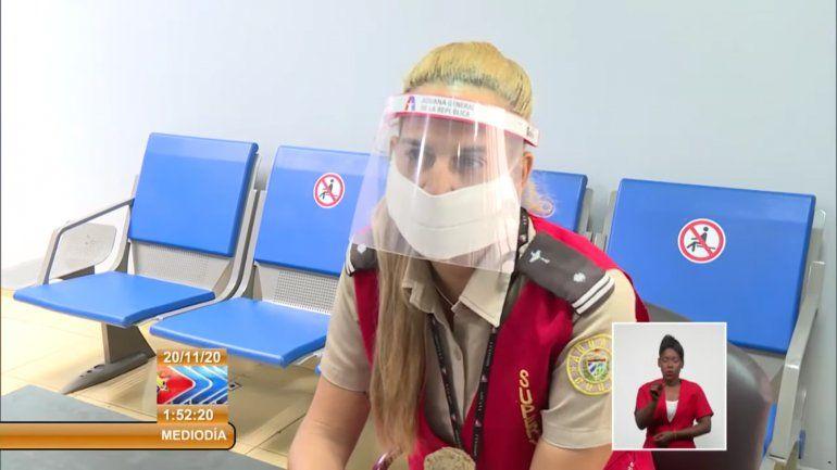 Anuncian medidas de Control Sanitario para todo turista que llegue a Cuba