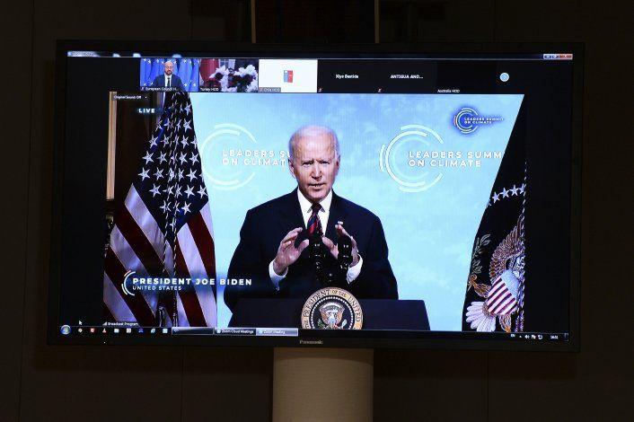 Biden viaja a Europa para reunirse con aliados y Putin