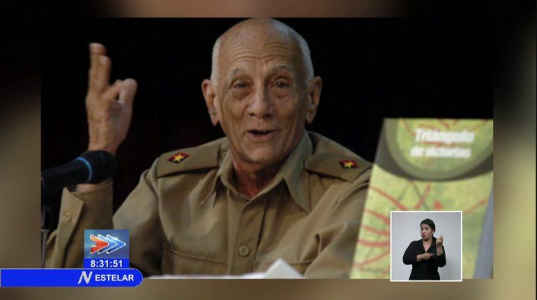 Muere Carlos Julio Iglesias, comandante del Ejército Rebelde