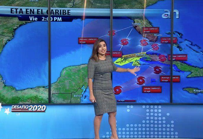 Depresión Tropical amenaza con acercarse al Sur de la Florida tras pasar por Cuba