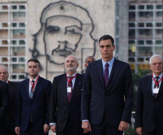 España pidió a Biden que revierta sanciones de Trump a Cuba