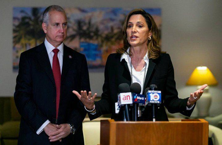 Los congresistas de Miami