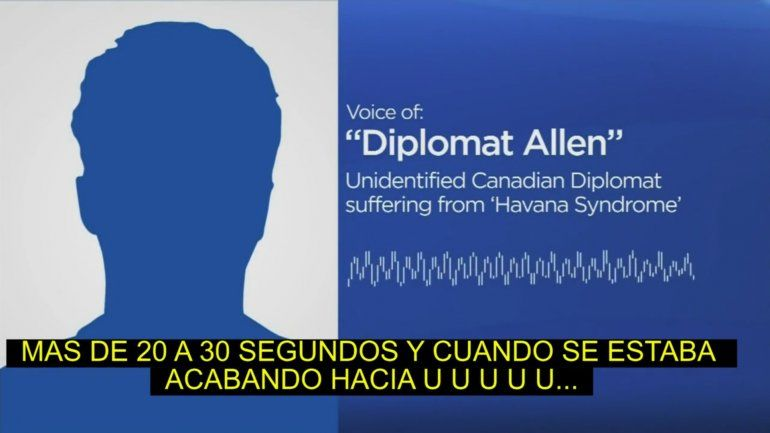 Rompe el silencio un diplomático afectado por ataques en La Habana