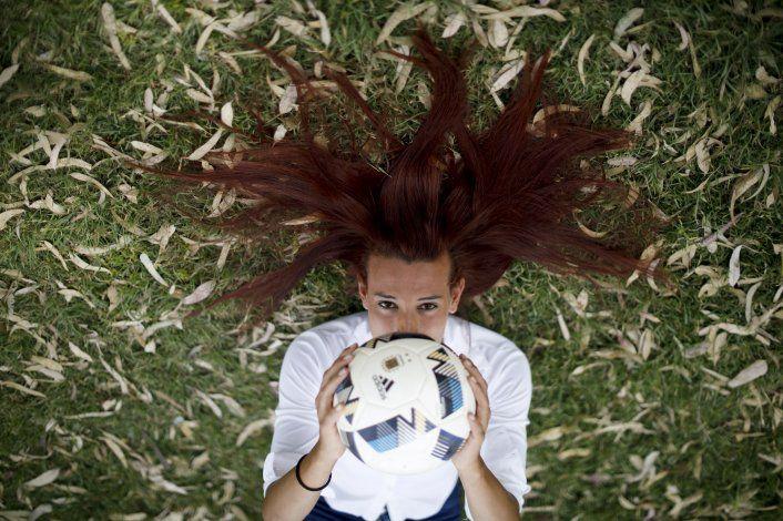 Jugadora trans hace historia en el fútbol argentino