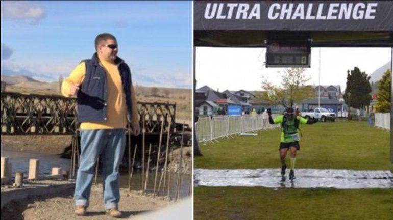Jorge, el hombre que venció a la obesidad y correrá la Maratón de Buenos Aires