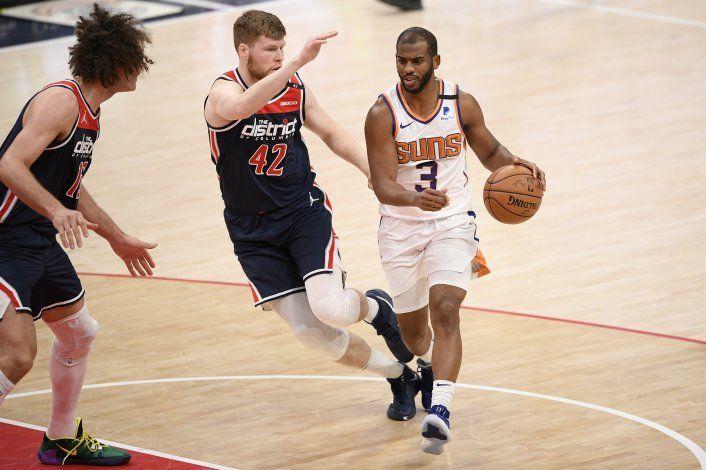 Otro partido pospuesto en la NBA: Hawks-Suns