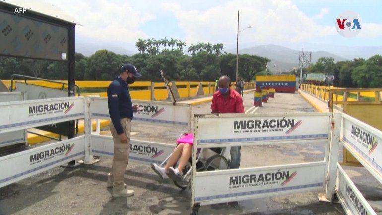 Migrantes venezolanos en Colombia: de vivir en casas propias a pagar residencias diarias