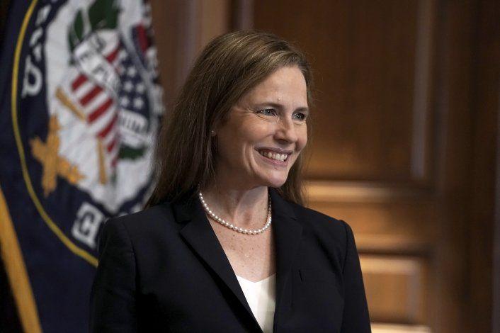 Luce inminente confirmación de jueza a Corte Suprema de EEUU