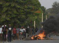 estalla violencia en haiti antes del funeral de moise