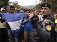 desesperanza impulsa la continua emigracion de hondurenos