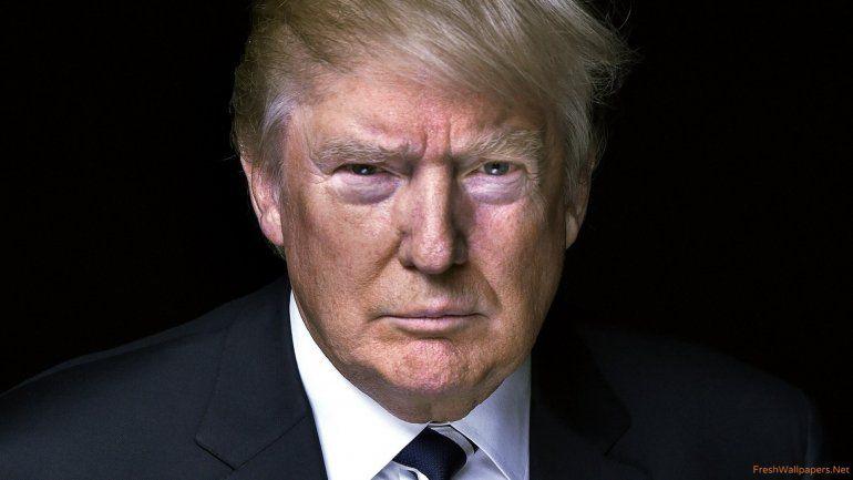 Trump dice que las elecciones en EEUU fueron tercermundistas y llama a Biden presidente de mentira