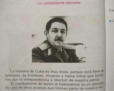 Cuba: Feroz adoctrinamiento o educación?