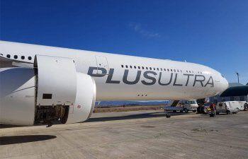 Plus Ultra asegura que cubre la ruta Madrid-Caracas porque tiene permiso para hacerlo