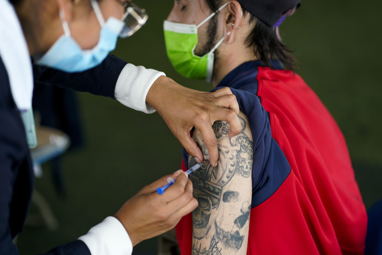 mexico concluye campana de vacunacion en la frontera
