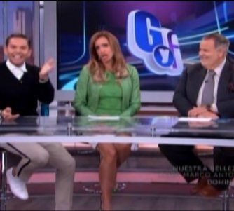 VIDEO: Despiden a Rodner por comparar a M. Obama con un simio
