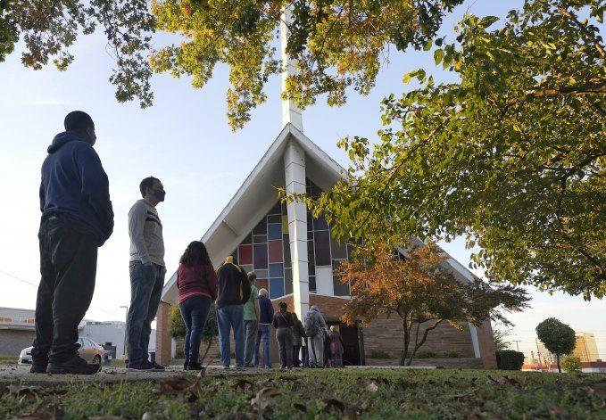 Líderes religiosos de EEUU denuncian restricciones al voto
