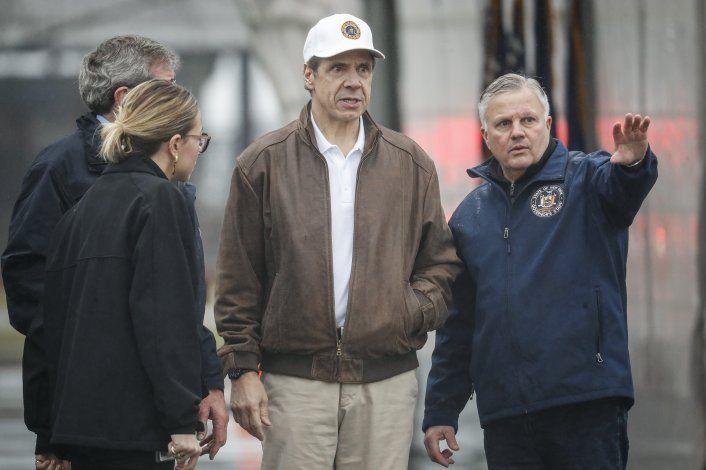 La Fiscalía de EEUU y el FBI investigan al gobernador de Nueva York por las muertes de COVID-19 en residencias