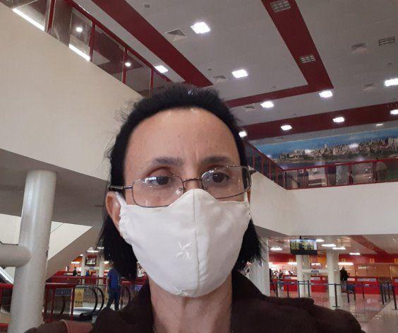 Impiden salir de Cuba a Omara Ruiz Urquiola