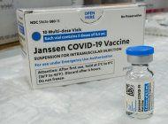 ue recibe 1er cargamento de vacuna contra covid-19 de j&j