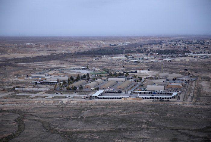 Contratista de EEUU muere en ataque contra base en Irak