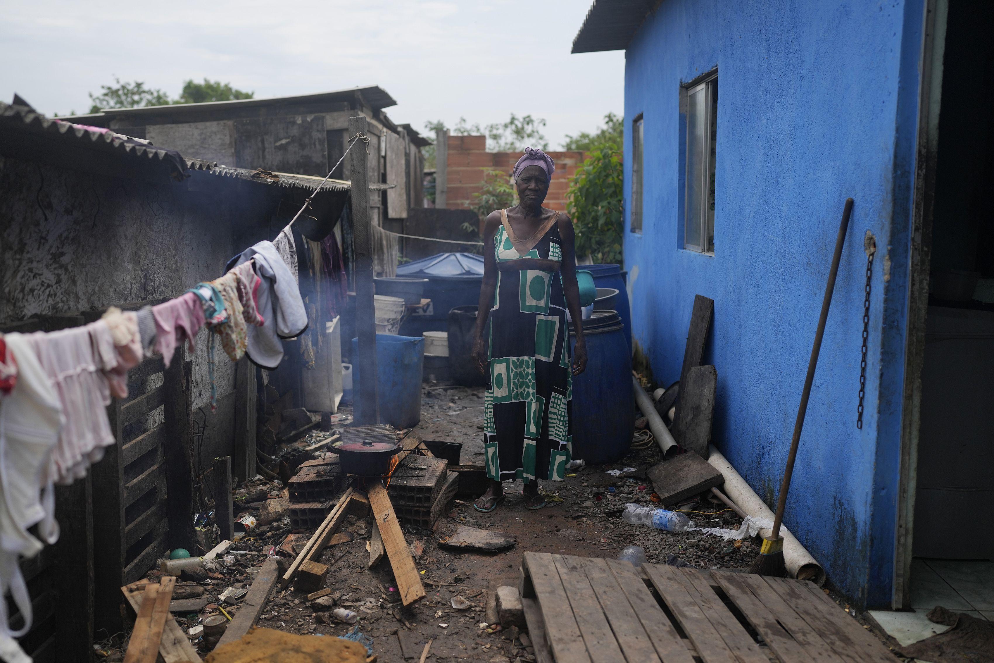 una inflacion de dos digitos castiga a los pobres en brasil