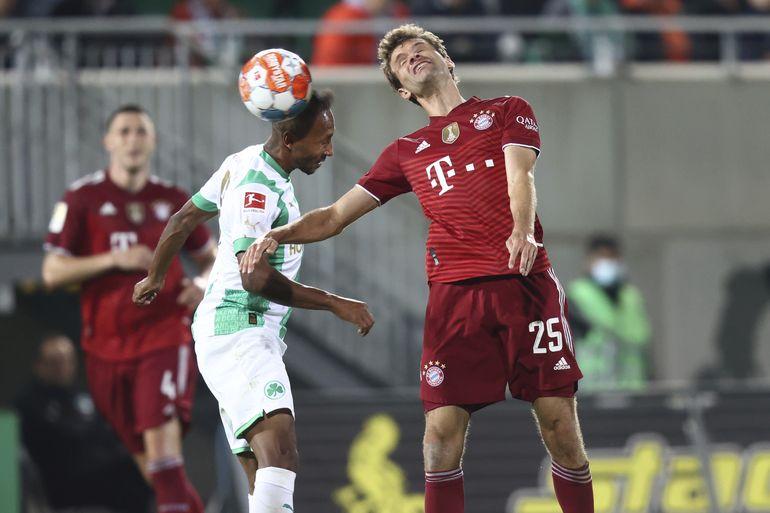 Racha anotadora de Lewandowski concluye tras 19 partidos