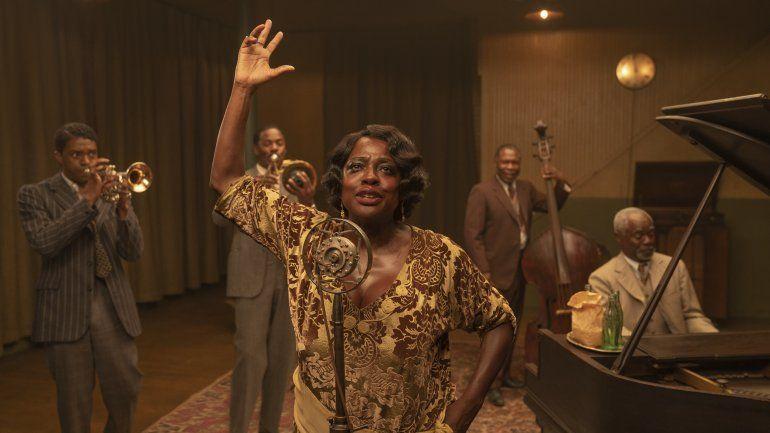 Netflix presenta Ma Rainey y la actuación final de Boseman