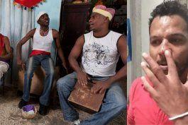 abakuas cubanos apoyan a maykel osorbo