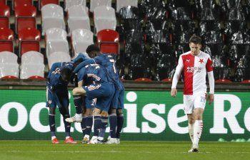 Arsenal, Man U, Roma y Villarreal, a semis de Liga Europa