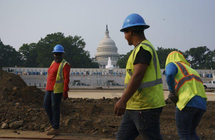 Encuesta: Partidos de EEUU divididos sobre infraestructura