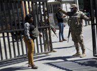 republica dominicana quiere construir un muro en su frontera con haiti