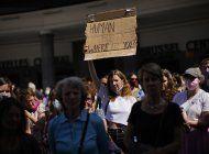 preocupa a onu huelga de hambre de migrantes en belgica