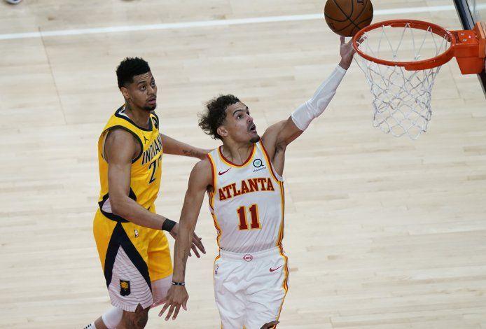 Young y Capela comandan triunfo de Hawks sobre Pacers