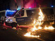 nuevas protestas en espana por encarcelamiento de rapero