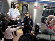 no hay cargos contra pasajeros que vieron violacion en tren