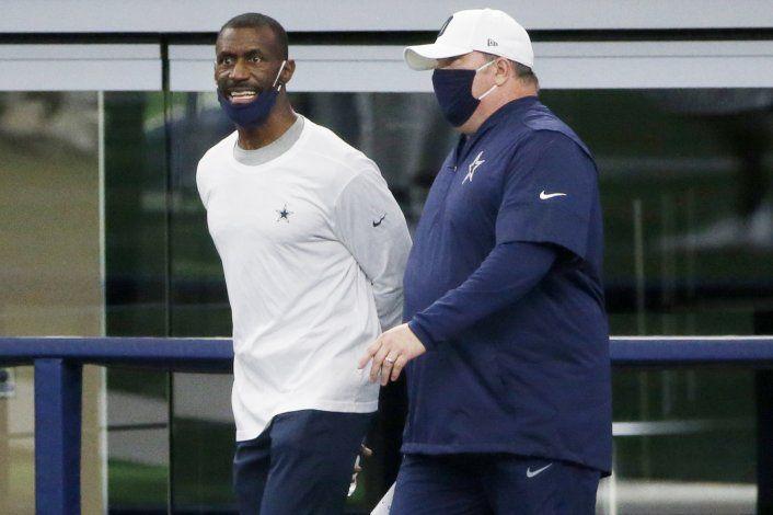 Fallece entrenador de fuerza de Cowboys