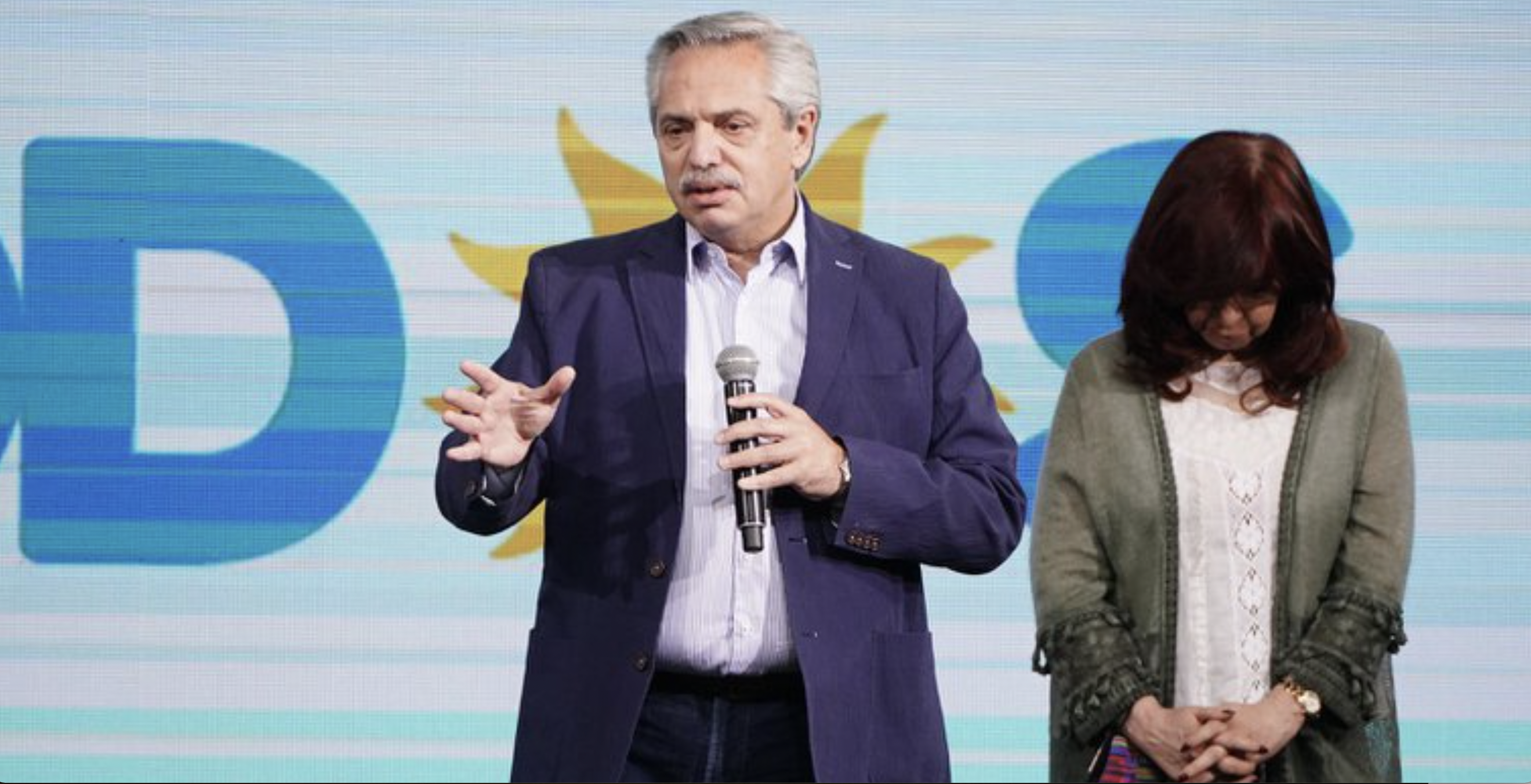 argentina: contundente derrota del gobierno de alberto fernandez y cristina kirchner