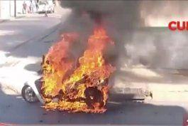cinco cubanos murieron en el 2020 por aumento de explosiones de motos electricas en cuba