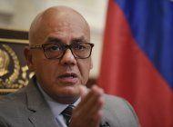lider del congreso de venezuela insta al dialogo con biden