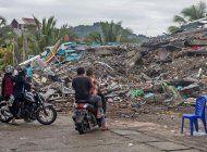 sismo de magnitud 6,2 deja al menos 46 muertos en indonesia