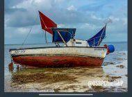 Un grupo de balseros cubanos llegó este lunes a Florida a bordo de un barco pesquero. (Guardia Costera)
