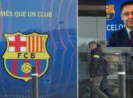 arrestan al ex presidente del barcelona josep maria bartomeu